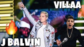 """EL DIA QUE CANTE CON J BALVIN """"Ginza"""" *NOS PELEAMOS* (J Balvin)"""