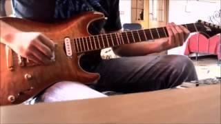 Heavy Fuel - Dire Straits -  live intro - Pensa suhr replica