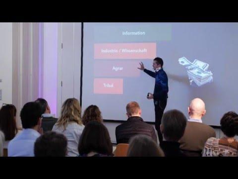 Reinventing Organizations – Laloux auf dem Lernforum Großgruppenarbeit
