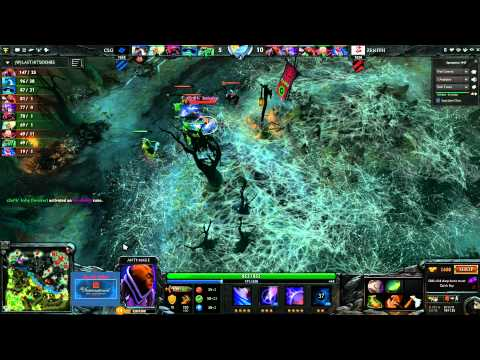 CLG vs Zenith Game 2 - Romanian commentary