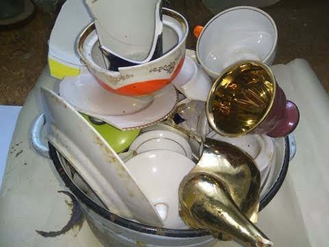 золото из посуды игра не стоит свеч