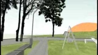 preview picture of video 'Ciudad De Perez 2011 Multiespacios Arquitecto Marcelo Ottaviano'