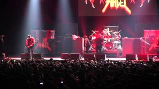 Dark Angel - Perish In Flames / Older Than Time Itself - The Metal Fest Chile 2014