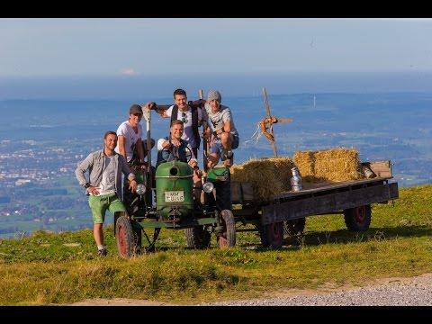 LAUSBUAM - Resi, i hol di mit meim Traktor ab