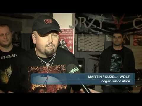 Drzý Čert - Blood and Thunder! n.3 - reportáž TV Polar