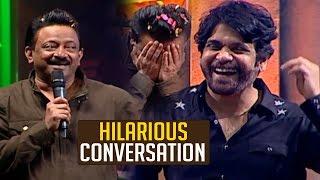 Ram Gopal Varma and Nagarjuna Hilarious Conversation | Shiva To Vangaveeti | TFPC