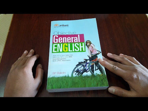 Objective General English By Sp Bakshi Ebook