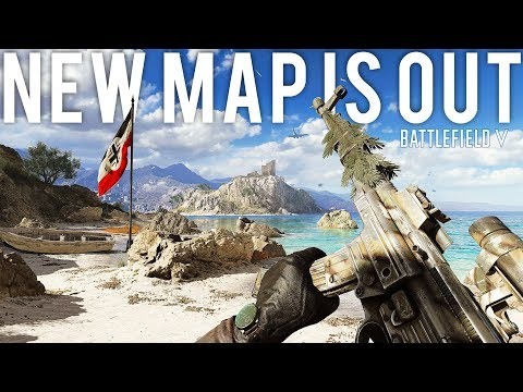 Battlefield V Mercury Gameplay - NEW Map releases early