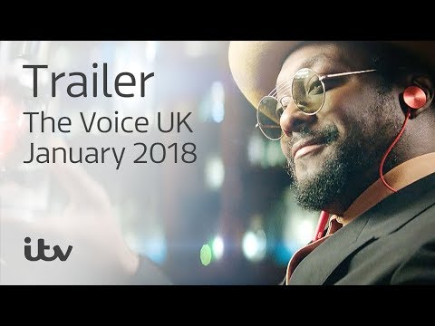 The Voice UK Season 7 Teaser