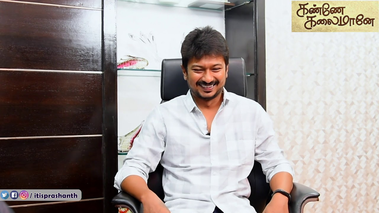 """"""" OK OK 2 with Santhanam is on the cards! """" Cool chat with Udhayanithi Stalin!"""
