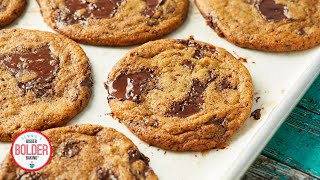The Internet's Best Chewy Chocolate Chip Cookies