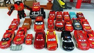 МАКВИН - все мои 23 машинки Молния Маквин - Мультик про Машинки ТАЧКИ
