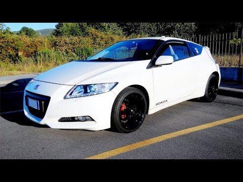 Honda CR-Z 1.5 GT MY11 Remus exhaust Borbet wheels Eibach spacers K&N filters Torque app Pakelo