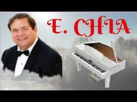ENRIQUE CHIA - QUE SEAS FELIZ y 11 BOLEROS MAMARAVILLOSOS AL PIANO