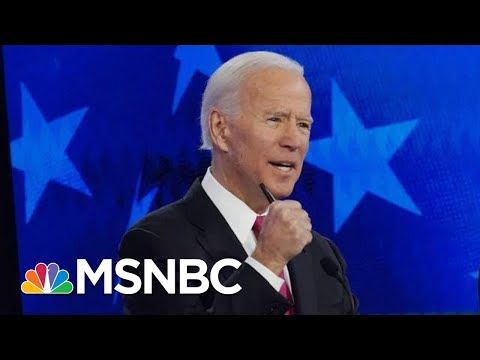 Biden Gaffe On Stopping Violence Against Women: We Need To Keep 'Punching At It' | MSNBC