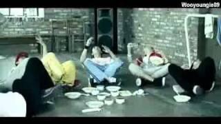 Wooyoung & Junho Anycall CF-Nori For You MV