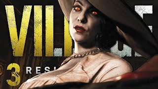 3 TIMES A LADY DIMITRESCU | Resident Evil: Village - Part 3