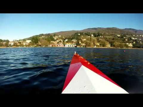 Il lago di Varese in 3 minuti