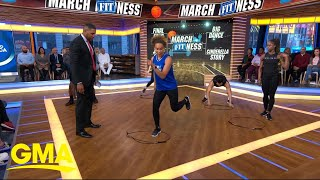Kick up your spring fitness with jump rope tips | GMA