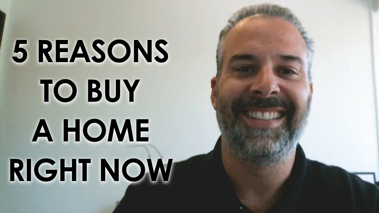 Why Should Home Buyers Be Excited About This Market?
