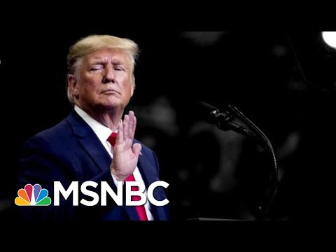 Day 1,002: One Month After Trump Whistleblower, Chaos Reigns In Washington | The 11th Hour | MSNBC