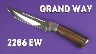 Grand Way 2286 EW - відео 1