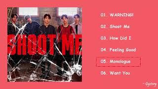 DAY6 - SHOOT ME: YOUTH PART 1 Full Album [3rd Mini Album]