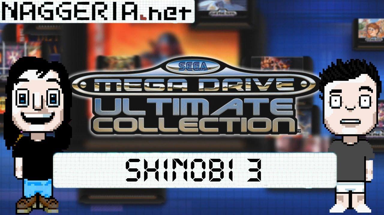 Spiele-Ma-Mo: Shinobi 3 (Sega Mega Drive Ultimate Collection – Xbox 360)