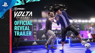 『FIFA 20』 Official Reveal Trailer ft. VOLTA Football
