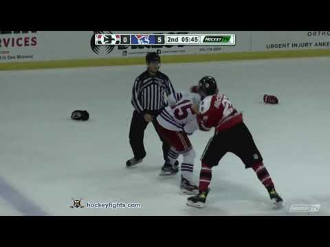 Jack Pascucci vs. Mason McCormick