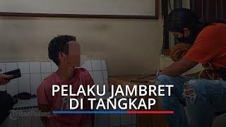 Mahasiswa di Padang Kejar Kawanan Jambret Bermotor, Satu Pelaku Terjatuh Lalu Diamankan