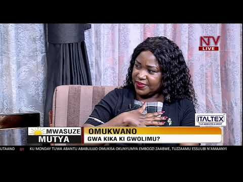 Mwasuze Mutya: Mariam Nagujja akubulira ku mukwano nabaki gw'olimu