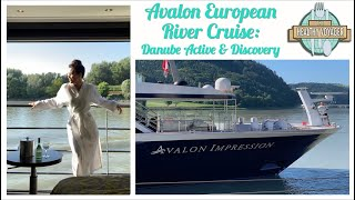 The Healthy Voyager Avalon European River Cruise