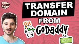 How to Move / Transfer Domain FROM GoDaddy to Another Host (Namecheap)