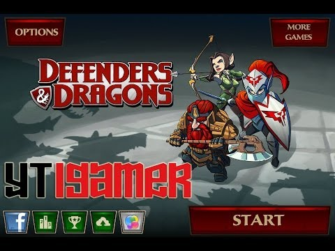 defenders and dragons ios review