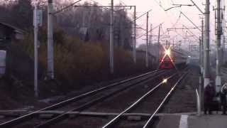 ЭД4М-0320, платформа Востряково