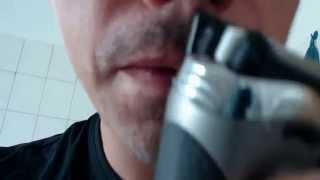 Braun 3090cc Teil 3 Bart ab Versuch OHNE Trimmen