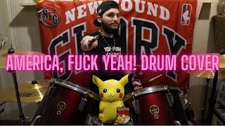 America, FUCK YEAH! - Trey Parker - Drum Cover #63