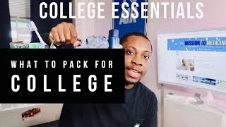 PACKING FOR COLLEGE !!! | DORM HAUL ESSENTIALS At University Of Maryland