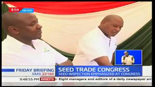 Seed inspection emphasized at Seed Trade Congress