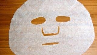 Китайская маска для лица с Алиэкспресс в таблетках ツ Красота требует жертв