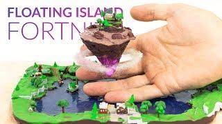 Floating Island & Loot Lake (Fortnite Battle Royale) – Polymer Clay Tutorial