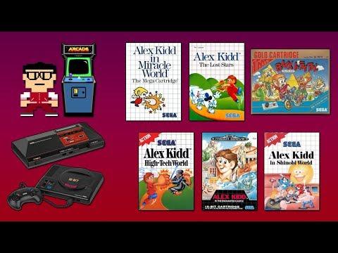 Alex Kidd: Video Games Review