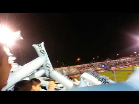 """""""hinchada de temperley recibimiento vs velez"""" Barra: Los Inmortales • Club: Temperley"""