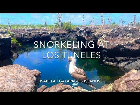 Los Tuneles, Galapagos Islands