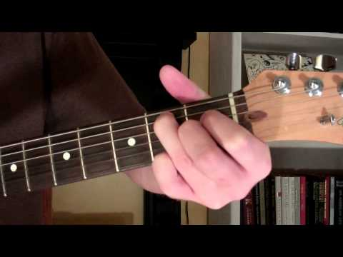 How To Play the Emaj9 Chord On Guitar (E major ninth) 9th