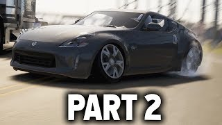 The Crew 2 Gameplay Walkthrough Part 2 - DRIFTING AND PAPA JOHN'S (Full Game)