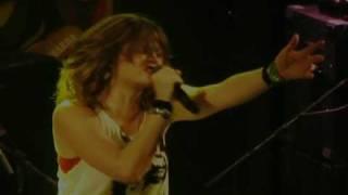 The Donnas -Wasted (ao vivo no Festival Dosol 2008)