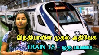Download Video India's first fastest train - TRAIN 18 review MP3 3GP MP4