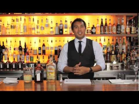 Video How to make a Margarita cocktail - by Cointreau